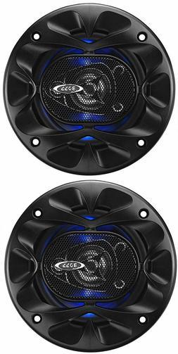 Pairs - BOSS Audio Full Range Speakers 3 Way Car Speakers 22