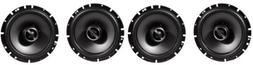 "Pairs Alpine 6.5"" 2 Way Pair of Coaxial Car Speakers Totall"