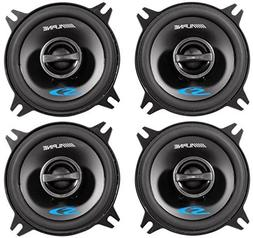"Pairs of Alpine SPS-410 4"" 2 Way Car Speakers Totaling 560"