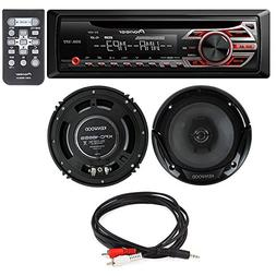 Pioneer DEH-150MP Single DIN Car Stereo with MP3 Playback+ K