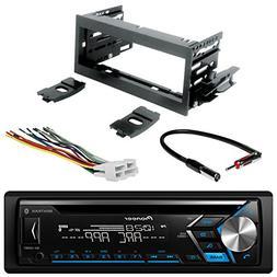 Pioneer DEH-X3900BT Single DIN Bluetooth In-Dash CD/AM/FM Ca
