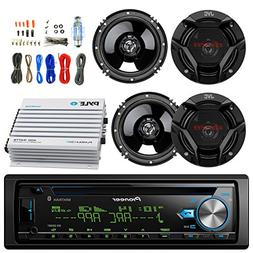 Pioneer DEH-X6900BT Car CD Player Receiver Bluetooth USB AUX
