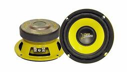 Car Mid Bass Speaker System - Pro 5 Inch 200 Watt 4 Ohm Auto