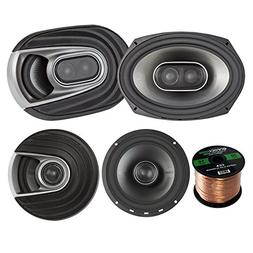 "2X Polk Audio MM MM652 Series Ultra Marine Certified 6.5"" 2"