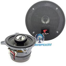 Focal Polyglass 100 CVX 4-Inch Coaxial Speaker Kit