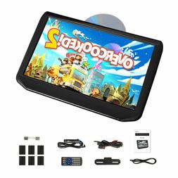 "Portable Slim 2x 11.6"" IPS HD Screen Car Headrest TV Monitor"