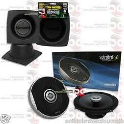 "INFINITY PR6502IS 6.5""/ 6.75"" 2-WAY CAR COAXIAL SPEAKERS W/"