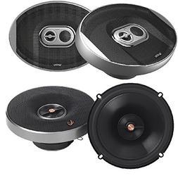 "Infinity PR9603is 360 Watts 6"" x 9"" 3-Way Coaxial Car Audio"