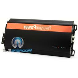 PRECISION POWER i1000.4 4-CHANNEL 2000W MAX MOTORCYCLE CAR SPEAKERS AMPLIFIER
