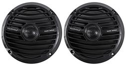 "Rockford Fosgate Prime RM1652B 6.5"" 150W Speakers 4 Polaris"