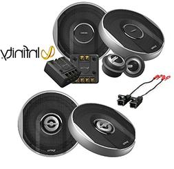 """Infinity Primus 6 1/2"""" Component Speaker System with Infinit"""