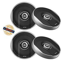 """Infinity Primus PR6502is 6-3/4"""" 2-Way car Speakers"""
