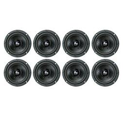 "Pyle Pro 5"" 200W Car DJ Home Mid Bass Mid Range Speaker Driv"