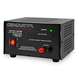 Pyramid Bench Power Supply | AC-to-DC Power Converter | 12 A