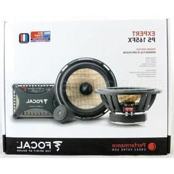 FOCAL PS165FX EXPERT FLAX CAR SPEAKERS 6
