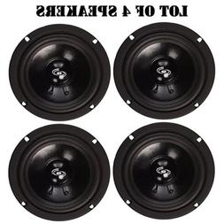 Pyle 5 Inch Woofer Driver - Upgraded 200 Watt Peak High Perf