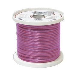 Pyramid Pyle Rsw1650 16 Ga 50' Spool Car Audio Translucent P