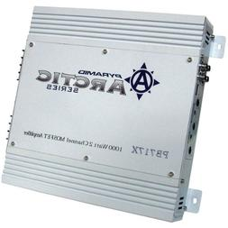 Pyramid pb717x Pyramid Pb717x 1000w 2 Ch Car Audio Amplifier