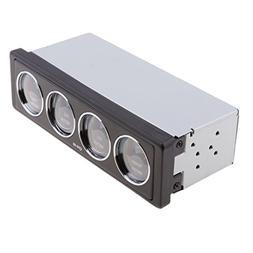 MagiDeal QM-08 Car Audio Sound Monitor Spectrum Analyzer Spe