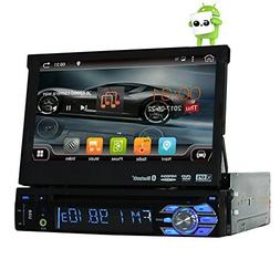 """Quad-core Android 6.0 Single 1 Din 7"""" Universal Touch screen"""