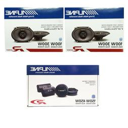 2XAlpine R-Series 6 x 8 Inch 300W 2-Way Car Speakers W/ Ford