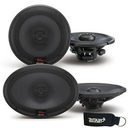 Alpine R-Series Bundle - A pair of R-S65 6.5 Inch Coaxial 2-