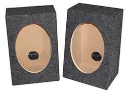 R/T 6x9 Truck Style Speaker Enclosure - Pair