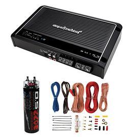 New Rockford Fosgate R150X2 2 Channel Amp Car Amplifier + Wi