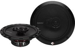 """Rockford Fosgate R165X3 6.5"""" 90W 3 Way Car Audio Coaxial Spe"""