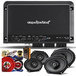 Rockford Fosgate R250X4 Prime 250 Watts 4-Channel Amplifier