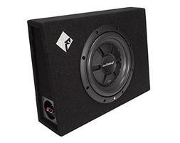 Rockford Fosgate R2S-1X10 Prime R2S Single 10-Inch Shallow L