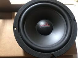 Rare Old School Lanzar CS64 6.5 Midbass Speakers NOS Car Ste