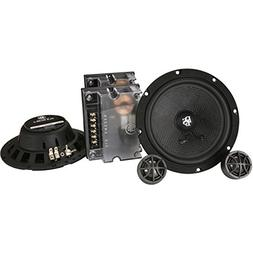 "DLS RCS6.2 2-Way 6.5"" 180 Watt Car Audio Stereo Component Sp"