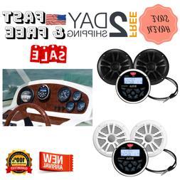 Receiver/Speaker Car Vehicle Electronics Bluetooth MP3/USB/A