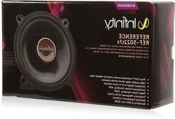 """Infinity REF-5022cfx 135W 5-1/4"""" Reference Series Coaxial Ca"""