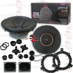 "INFINITY REF-6520CX REFERENCE 6.75"" 6.5"" COMPONENT SPEAKERS"