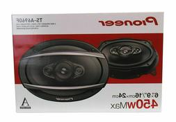 "Infinity Reference 6500CX 6-1/2""  two-way car audio componen"