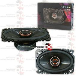 "BRAND NEW INFINITY REFERENCE REF-6422cfx 4"" x 6"" CAR AUDIO 2"