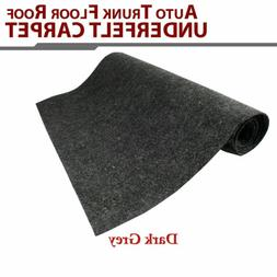 Replace Underfelt Automotive Trunk Liner Carpet Speaker Boxe