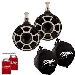 Wet Sounds Rev 8 Swivel Clamp Tower Speakers Suitz Speaker C