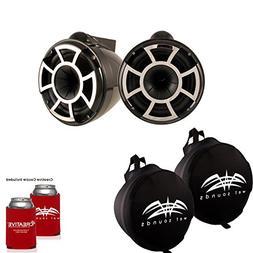 Wet Sounds Rev 10 X Mount Tower Speakers Suitz Speaker Cover