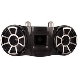 """Wet Sounds REV410 Revolution Dual 10"""" EFG HLCD Tower Speaker"""