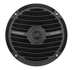 Rockford RM0652B 6.5-Inch Marine Full Range Speakers, Black