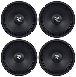 "Rockville RM88PRO 8"" 8 Ohm 1200 Watt SPL Midrange/Mid-Bass"