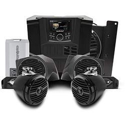 Rockford Fosgate RNGR-STAGE4 400 watt Stereo, Front Lower Sp