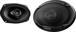 "Kenwood - Road Series 6"" x 9"" 3-Way Car Speakers with Cloth"