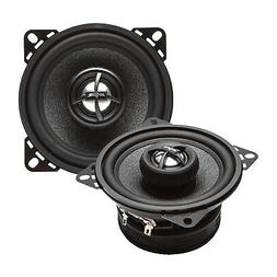 Skar Audio RPX4 2-Way Coaxial Speakers, Pair, 4 L