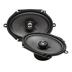 "RPX68 210 Watt 2-Way 6""x8"" Coaxial Speaker System, Pair"