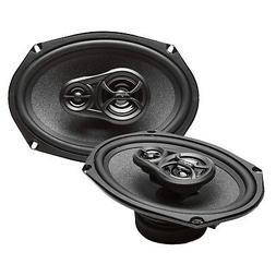 Skar Audio RPX69 6-Inch x 9-Inch 3-Way Coaxial Speakers - Pa