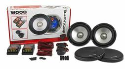"Rockville RVL6KIT 6.5"" 800Watt/Pair Component Car Audio Spea"